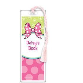 Miss Mouse Personalized Bookmark (each)