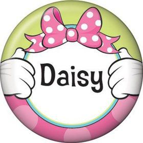 Miss Mouse Personalized Mini Magnet (each)
