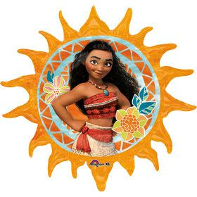 "Moana 29"" Shape Balloon"