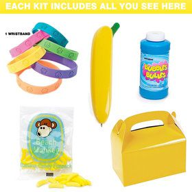Monkey Around Favor Kit (for 1 Guest)