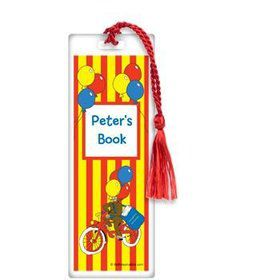 Monkey Personalized Bookmark (each)