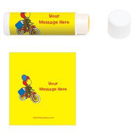 Monkey Personalized Lip Balm (12 Pack)