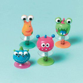 Monster Creature Pop-Up Favors (12 Pack)