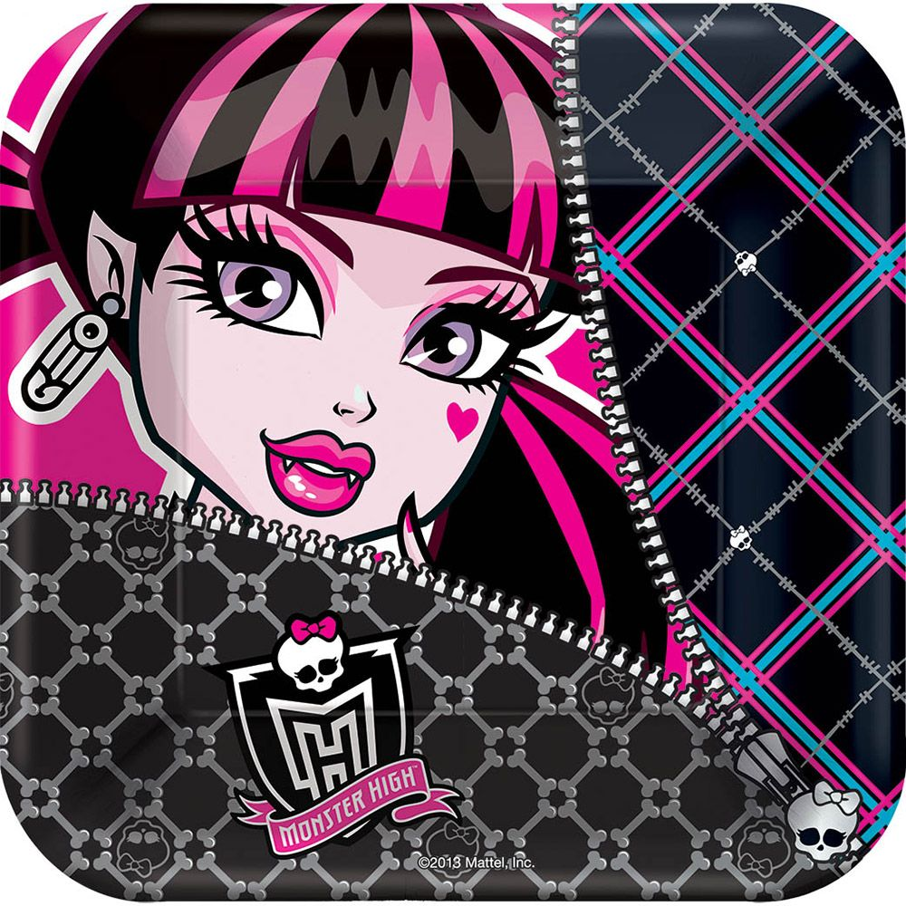 Monster High Party Supplies BB5436571
