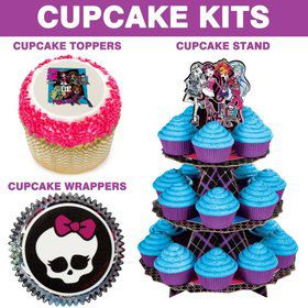 Monster High Cupcake Kit