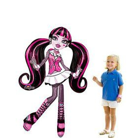 "Monster High Draculaura 65"" Airwalker Balloon (Each)"