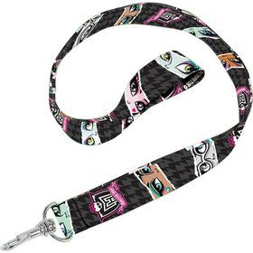 Monster High Lanyard (Each)