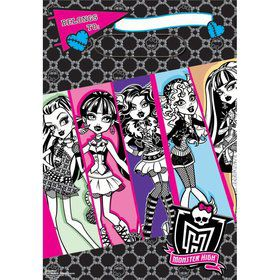 Monster High Loot Bags (Pack of 8)