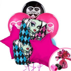 Monster High Party Balloon Kit