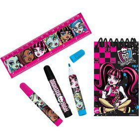 Monster High Stationary Set (Each)