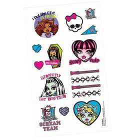 Monster High Tattoos