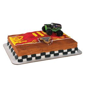 Monster Jam Cake Decorating Set (1)