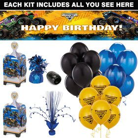 Monster Jam Decoration Kit