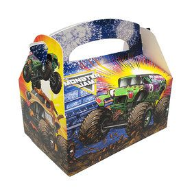 Monster Jam Grave Digger Favor Box (4)