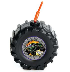 Monster Jam Tire Molded Cups (4 Pack)