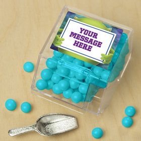 Monster Personalized Candy Bin with Candy Scoop (10 Count)
