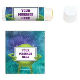 Monster Personalized Lip Balm (12 Pack)