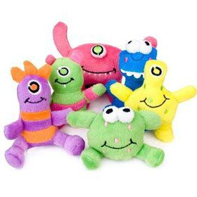 Monster Plush (each)