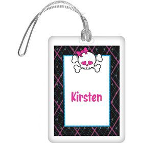 Monster School Personalized Bag Tag (each)