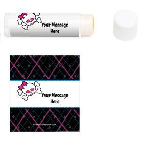 Monster School Personalized Lip Balm (12 Pack)