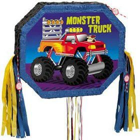 Monster Truck Pinata (each)