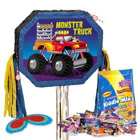 Monster Truck Pinata Kit