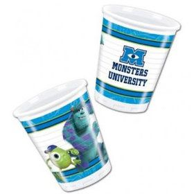 Monsters Inc. Cups (8 Count)