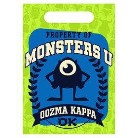 Monsters Inc. Favor Bags (8 Count)