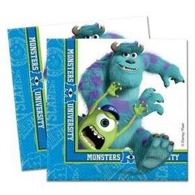 Monsters Inc. Napkins (20 Count)