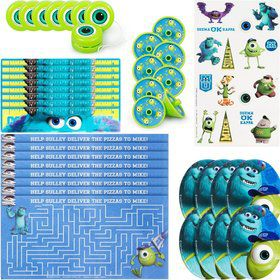 Monsters Inc. Party Favor Pk (48 Piece)