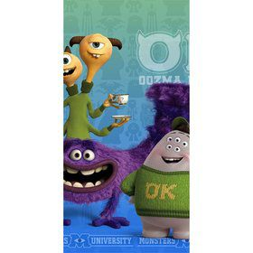 Monsters Inc. Table Cover (Each)