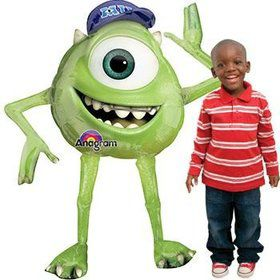 "Monsters Mike 54"" Airwalker Balloon (Each)"