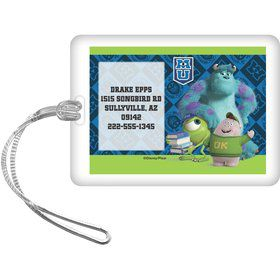 Monsters Personalized Luggage Tag (Each)