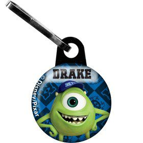 Monsters Personalized Zipper Pull (Each)