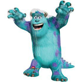 "Monsters Sully 27"" Shape Balloon (Each)"