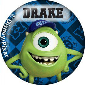 Monster's University Personalized Mini Magnet (Each)