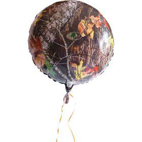 "Mossy Oak Camo 18"" Balloon (Each)"