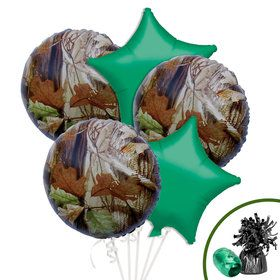 Mossy Oak Camo Balloon Kit (Each)