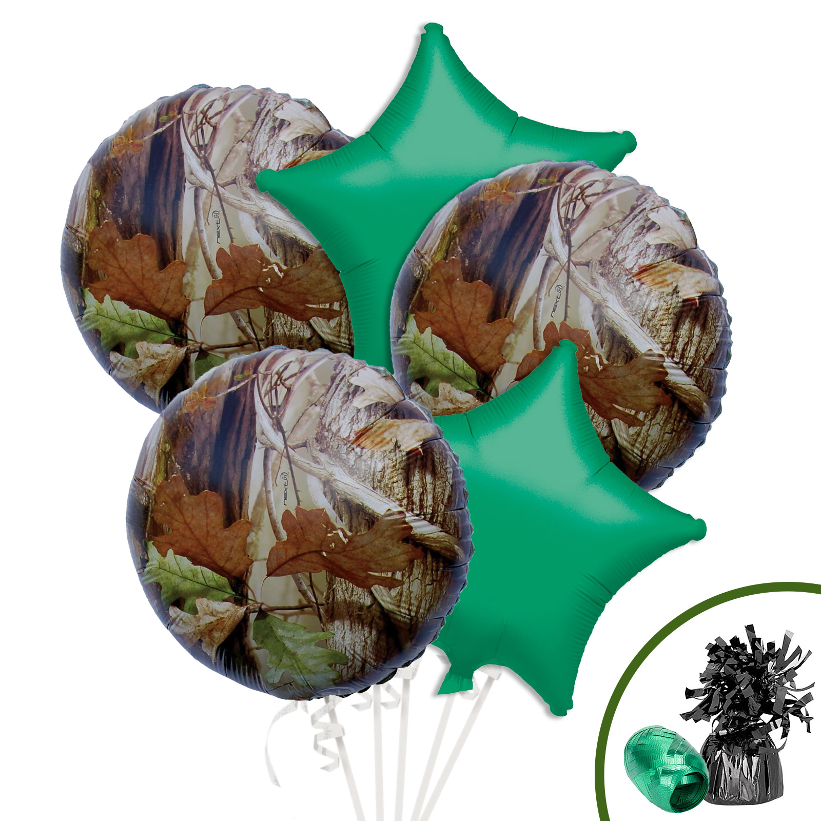 Mossy Oak Camo Balloon Kit (Each) BBBK110