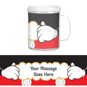Mouse Personalized Favor Mug (Each)