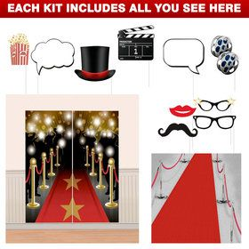 Movie Party Decoration Kit
