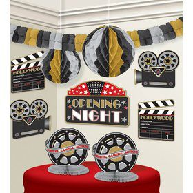 Movie Room Decorating Kit (Each)