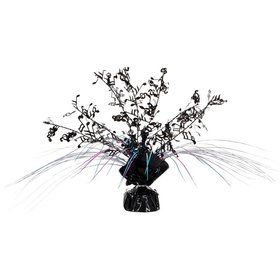 "Musical Notes Gleam 'N Spray 11"" Centerpiece (Each)"