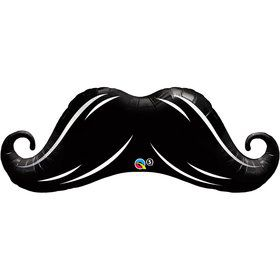 "Mustache Shaped 42"" Balloon (Each)"