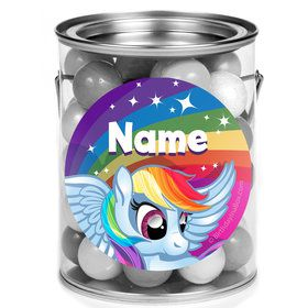 My Little Party Pony Personalized Mini Paint Cans (12 Count)