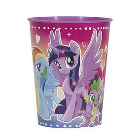 My Little Pony 16oz Plastic Favor Cup (1)