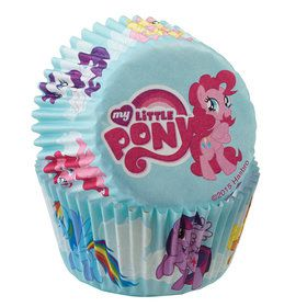 My Little Pony Baking Cups (50 Count)