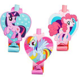 My Little Pony Blowouts (8 Pack)