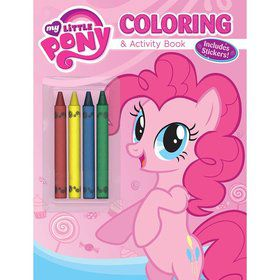 My Little Pony Color And Activity Book (Each)