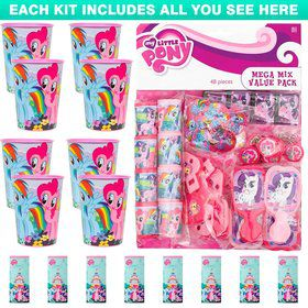 My Little Pony Favor Kit (For 8 Guests)